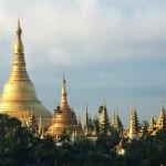 Schwedagon Pawa, poznati budistički spomenik