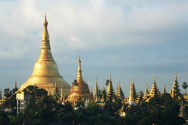 schwedagon pawa