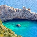 Amalfi, obalno područje Sorentskog poluotoka