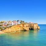 Carvoeiro, ribarsko selo i poznata turistička destinacija