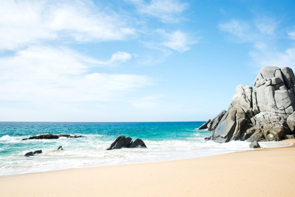 Cabo San Lucas, rajska destinacija