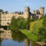 Dvorac Warwick, zaštitni znak Engleske