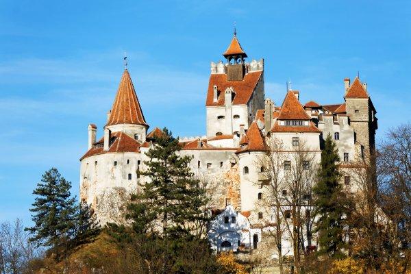 dvorac bran