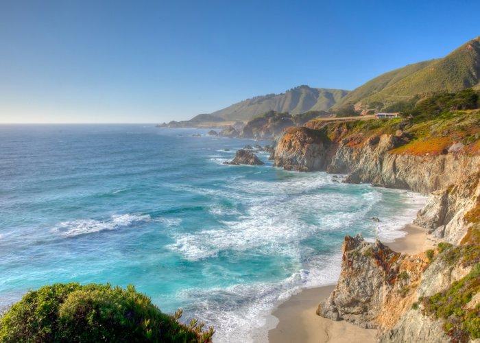 kalifornijska obala