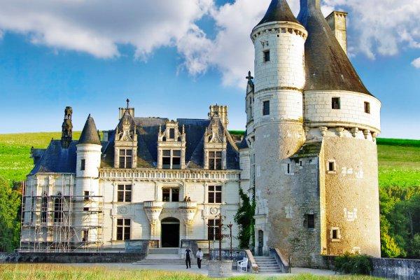 Dvorac Chenonceaux kao poznata znamenitost