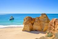 Praia de Rocha, prekrasna pješčana plaža