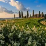 Toskana, krajolik iz bajke