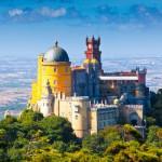 Palača Pena, znamenitost Sintre