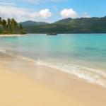 Plaža Rincon u Dominikanskoj Republici