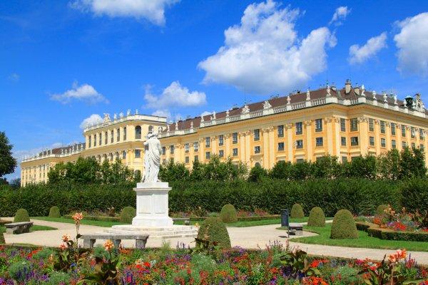 palača schonbrunn