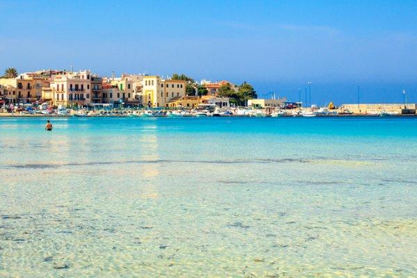 Mondello, turističko odredište na Siciliji