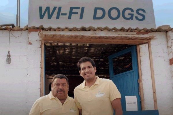 wi-fi tragači