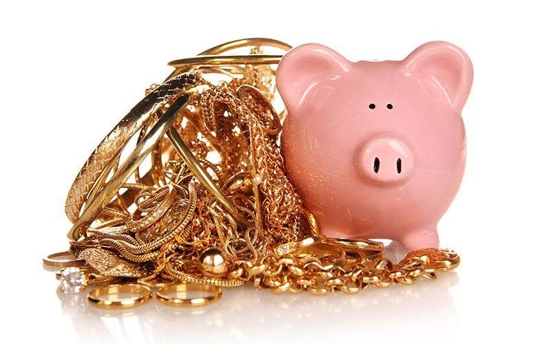 zlato i kasica prasica