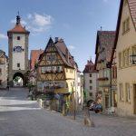 Rothenburg ob der Tauber – njemačka božićna metropola