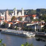 Passau – grad na tri rijeke