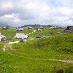 Velika planina u Sloveniji